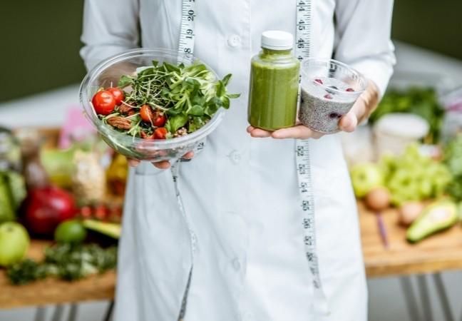 Consultation diététique et nutrition