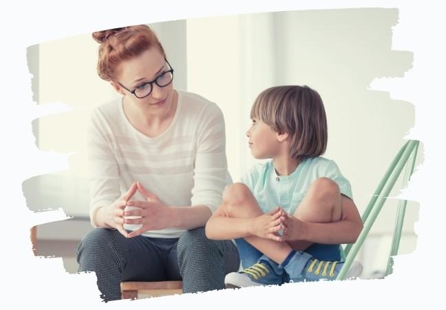 Rdv enfant chez le psychologue